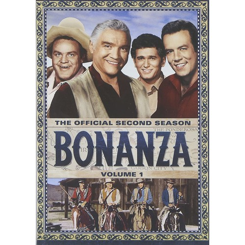 Bonanza: The Official Second Season, Vol. 1