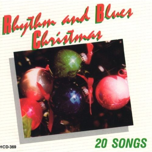 Rhythm & Blues Christmas [Hollywood] [CD]