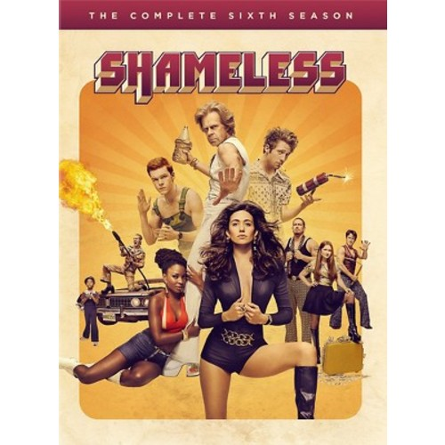 Shameless: The Complete Sixth Season [DVD]
