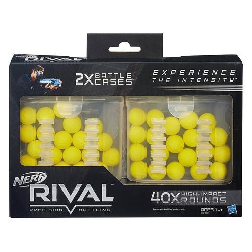 NERF Rival 2X Battle Cases