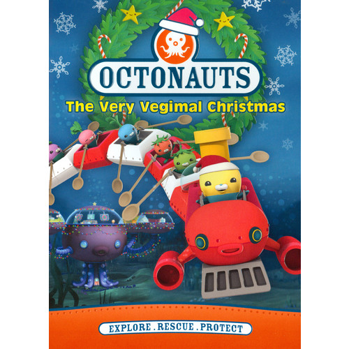 Octonauts: The Very Vegimal Christmas [DVD]