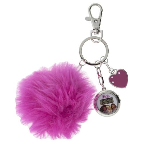 Barbie Pom Pom Keychain