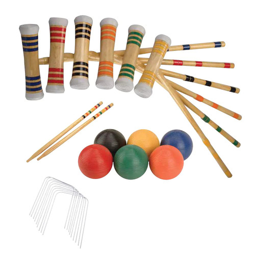 Verus Sports Expert Croquet Set