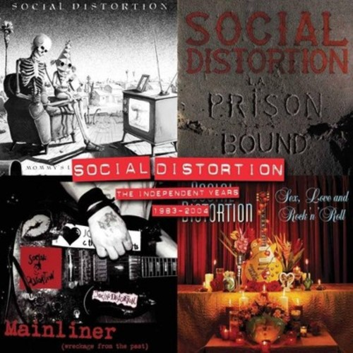 Social Distortion - Independent Years 1983-2004 (Vinyl)