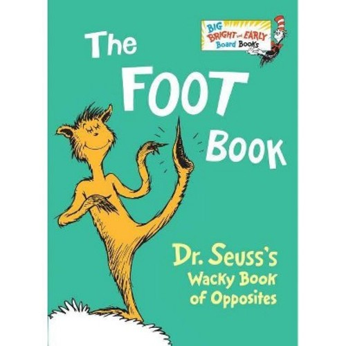 Foot Book (Hardcover) (Dr. Seuss)