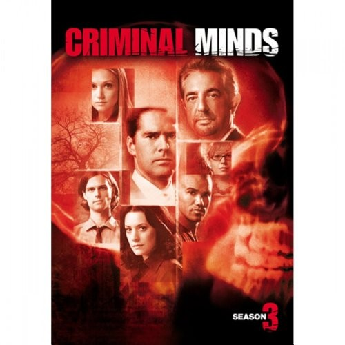 Criminal Minds: Season 3 DVD