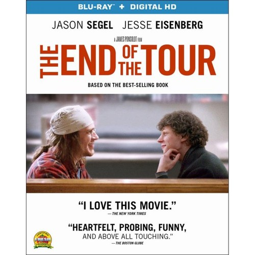 The End of the Tour [Blu-ray] [2015]
