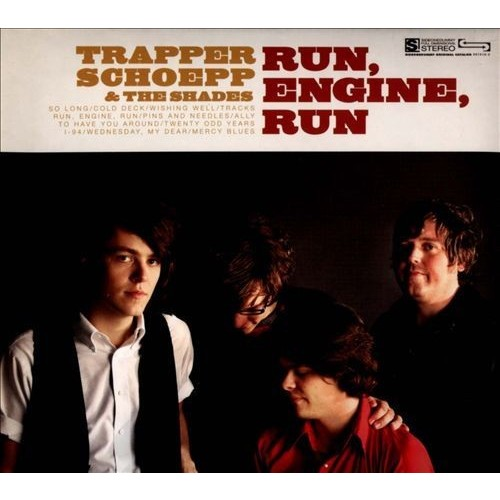 Run, Engine, Run [CD]