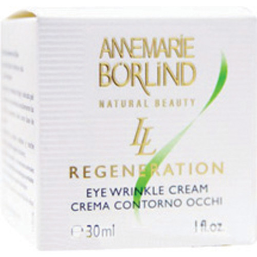 Annemarie Borlind LL Regeneration Eye Wrinkle Cream -- 1 oz