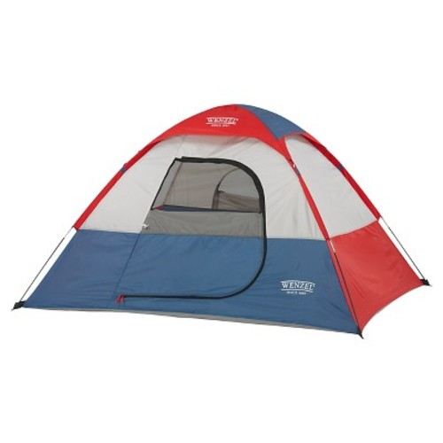 Wenzel Sprout Kids Tent - 2 Person [Green/Blue, 6 x 5-Feet]