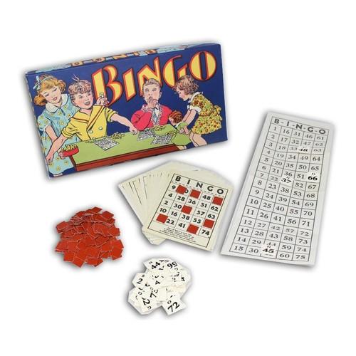 AreYouGame Perisphere & Trylon Bingo Card Game