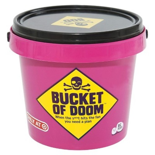 Bucket of Doom Board Game
