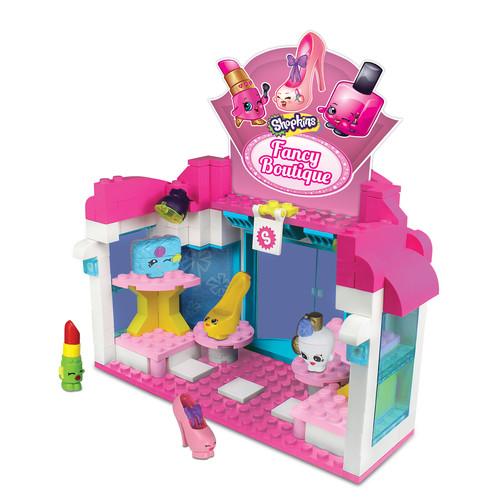 Shopkins Kinstructions Scene Packs Buildable Playset - Fancy Boutique