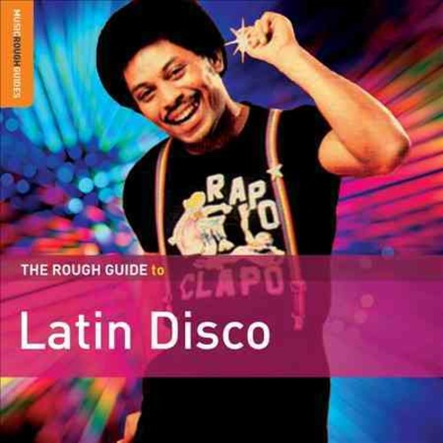 Various - Rough Guide To Latin Disco