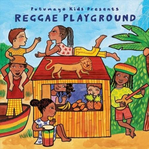 Putumayo Kids Presents: Reggae Playground [CD]