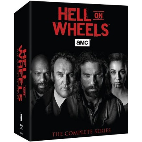 Hell on Wheels: The Complete Series (Blu-ray)