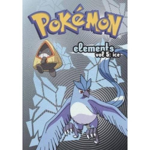 Pokemon Elements, Vol. 5: Ice [DVD]