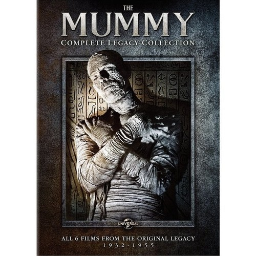 The Mummy: Complete Legacy Collection (DVD)