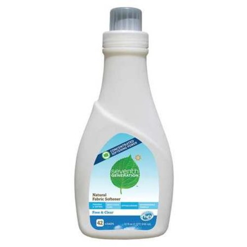 Liquid Fabric Softener, Seventh Generation, SEV 22833