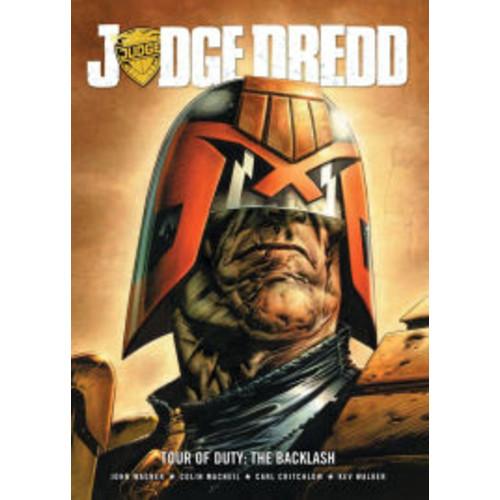 Judge Dredd: Tour of Duty - The Backlash