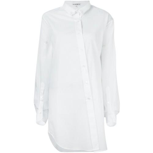 ANN DEMEULEMEESTER BLANCHE Off-Centre Placket Shirt