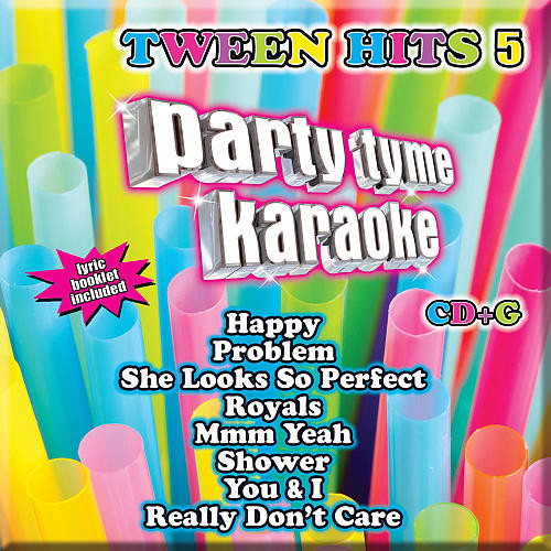 Party Tyme Karaoke: Tween Hits 5 (CD/Gs)