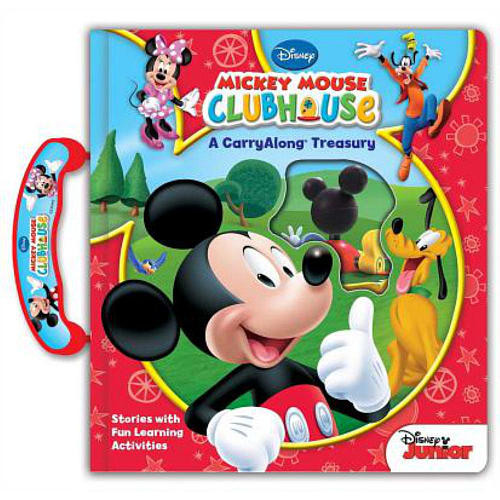 Disney Mickey Mouse Clubhouse A CarryAlong Treasury Book