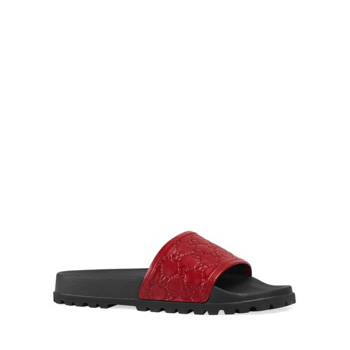 GUCCI Pursuit Treck Slide Sandals