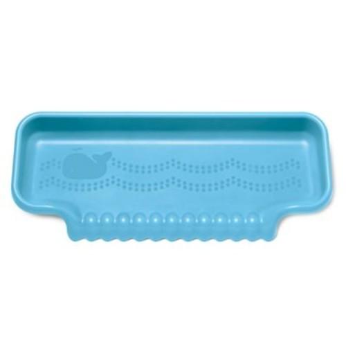 SKIP*HOP Moby Shelfie Bathtub Tray in Blue