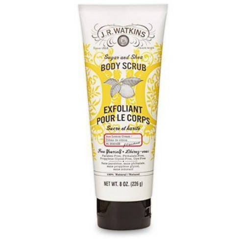 J.R.Watkins Lemon Sugar Scrub - 8 oz