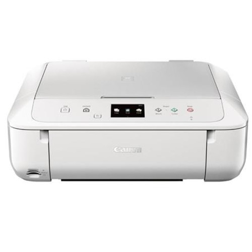Canon PIXMA MG6820 Wireless Inkjet Photo All-in-One Printer - White 0519C022