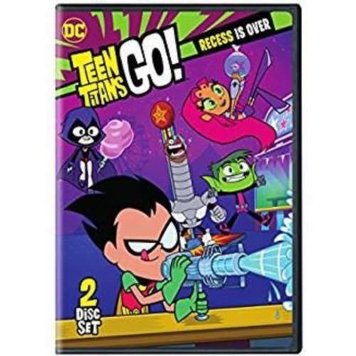 Teen Titans Go! Season 4 Part 1 (DVD)