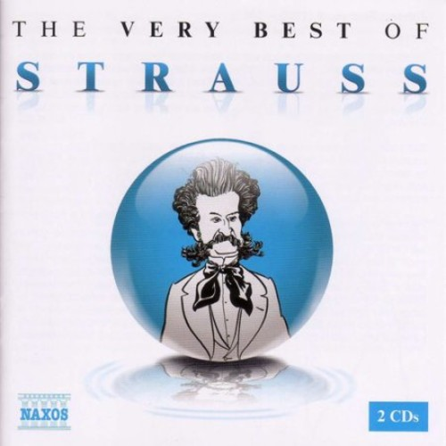 The Very Best of Strauss [CD]
