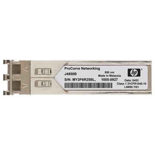 HPE - SFP (mini-GBIC) transceiver module - Gigabit Ethernet