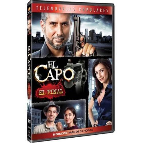 El Capo, Part 2 [5 Discs] [DVD]
