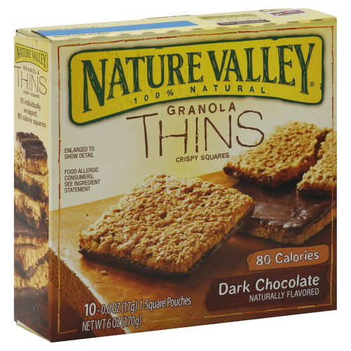 Nature Valley Cookies