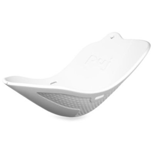 Puj Flyte Compact Infant Bath Tub in White