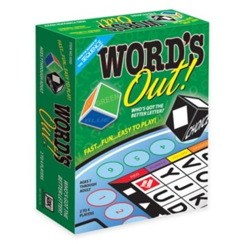 Word's Out! Game