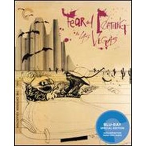 Fear and Loathing in Las Vegas [Criterion Collection] [Blu-ray] WSE DS