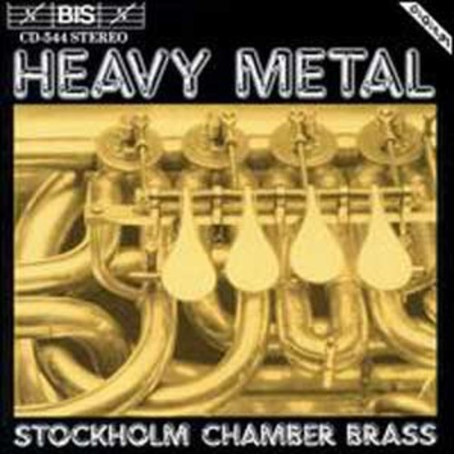 Heavy Metal By Stockholm Chamber Brass (Audio CD)