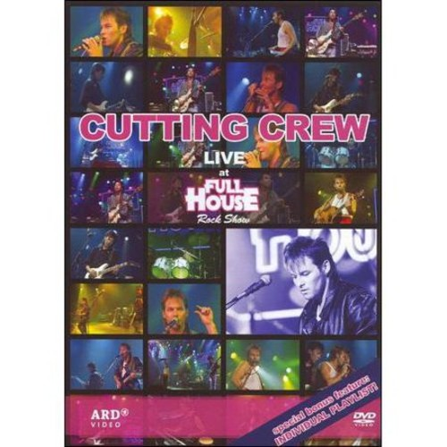Cutting Crew: Live at Full House Rock Show (dvd_video)