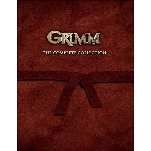 Grimm: The Complete Collection [29 Discs] [DVD]