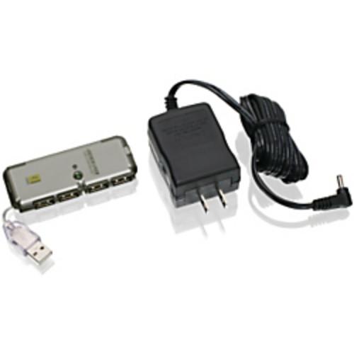 IOGear MicroHub 4-Port USB 2.0 Hub