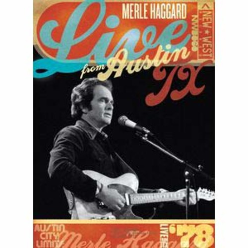 Live from Austin TX: Merle Haggard 2/DTS
