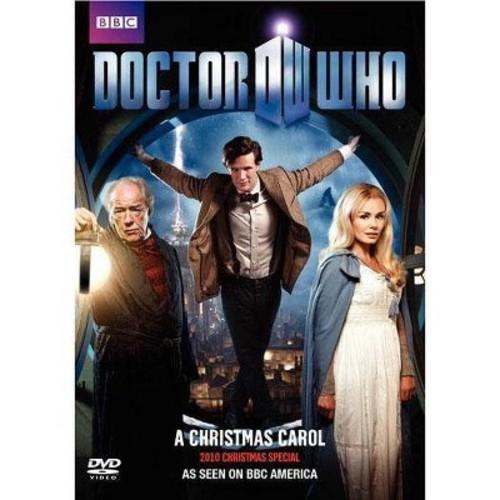 Doctor who:Christmas carol (DVD)