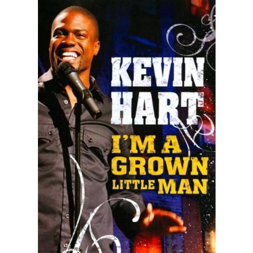 Kevin Hart: I'm a Grown Little Man (WS) (dvd_video)