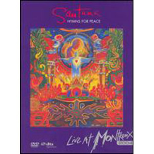 Santana: Live at Montreux 2004 - Hymns for Peace WSE DTS/DD5.1/2