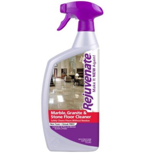 Rejuvenate 32 oz. Marble Granite and Stone Floor Cleaner