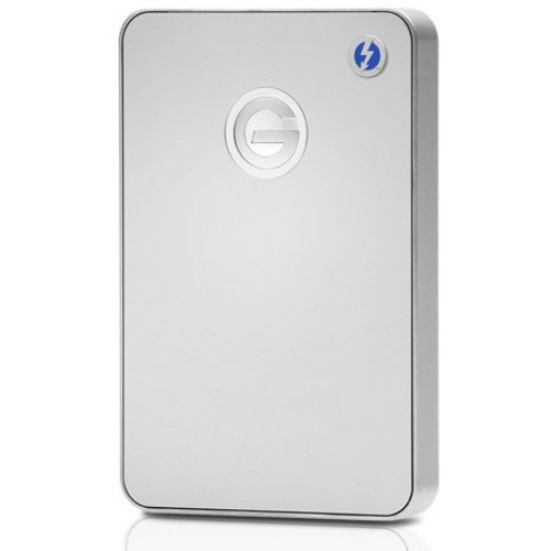 G-Technology G-DRIVE mobile with Thunderbolt Portable Hard Drive 1TB