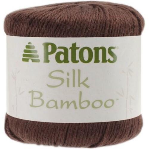 Silk Bamboo Yarn, Bark